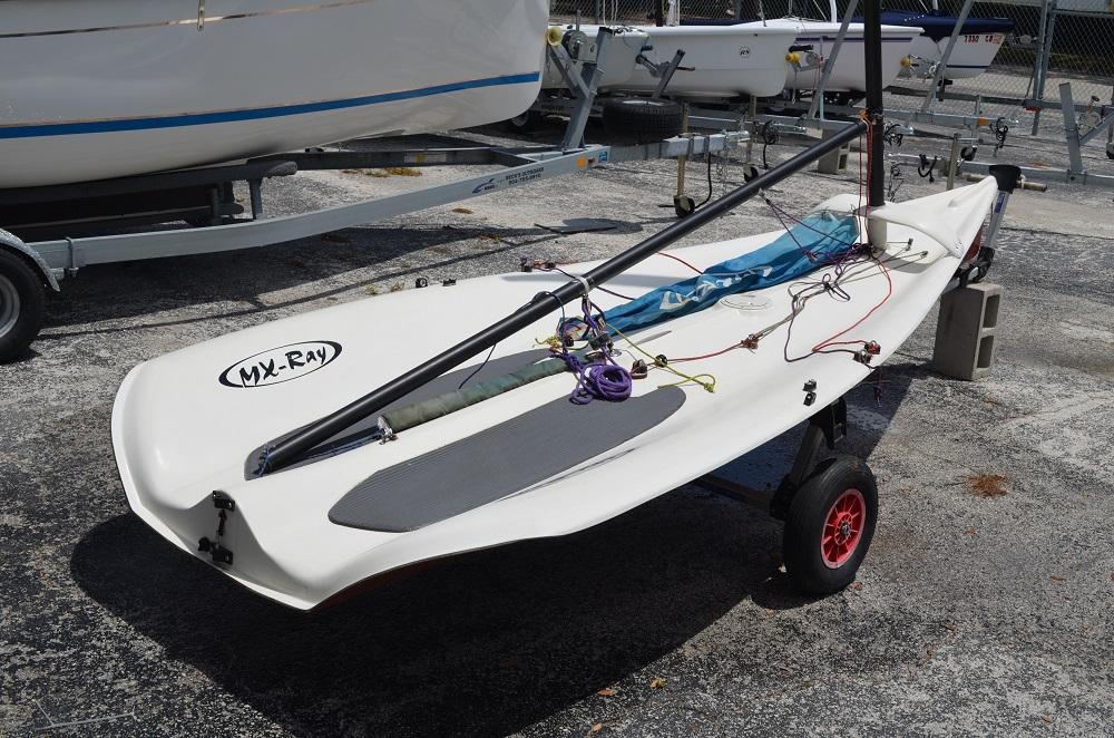 Mx Ray Sailboat For Sale Masthead Sailing Gear