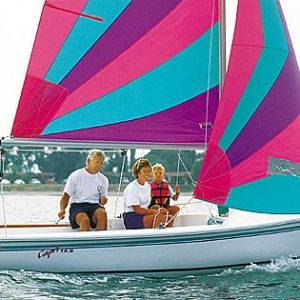 Catalina 14 2 sailboat by Catalina | Masthead Sailing Gear
