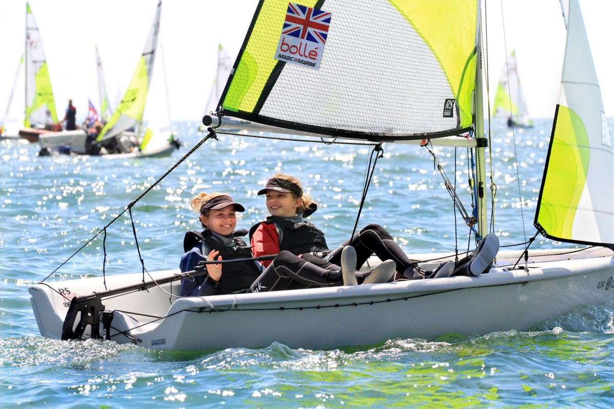 J24 For Sale >> RS Feva XL | | Masthead Sailing Gear