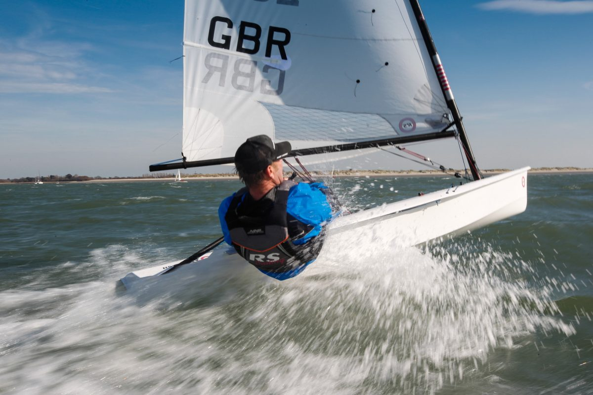 RS Aero sailboat For Sale | Masthead Sailing Gear