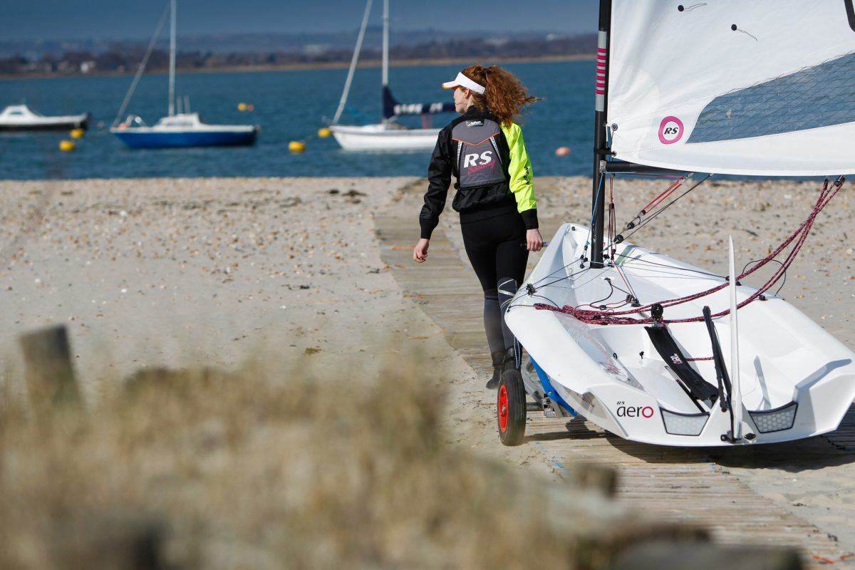 Flying Car For Sale >> RS Aero sailboat For Sale | Masthead Sailing Gear