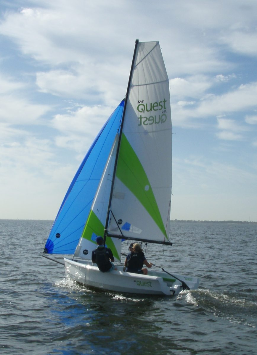 Rs Quest Sailboat For Sale 2016 Used Masthead Sailing Gear