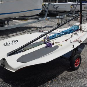 MX Ray Sailboat for sale | Masthead Sailing Gear