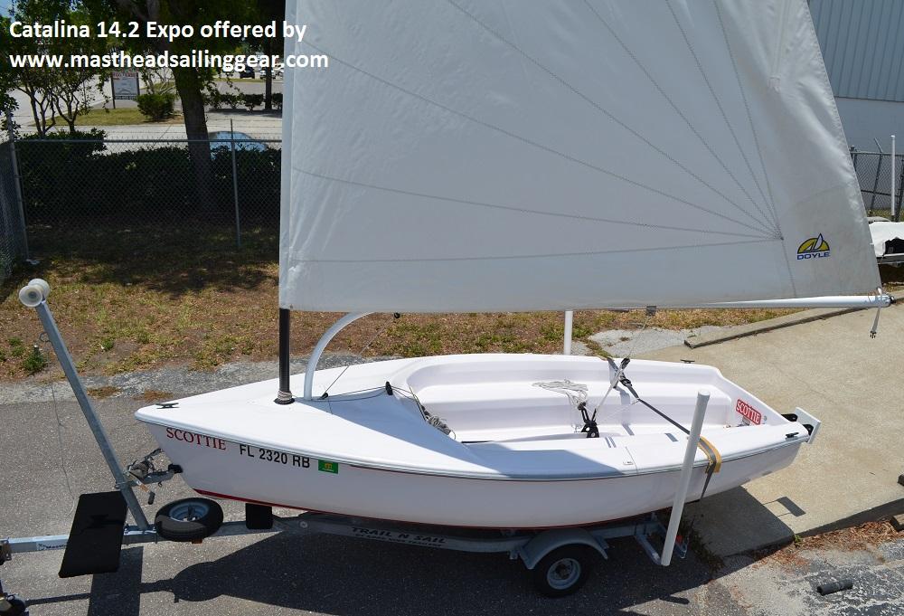 Catalina 14 2 Expo 2016 For Sale | Masthead Sailing Gear
