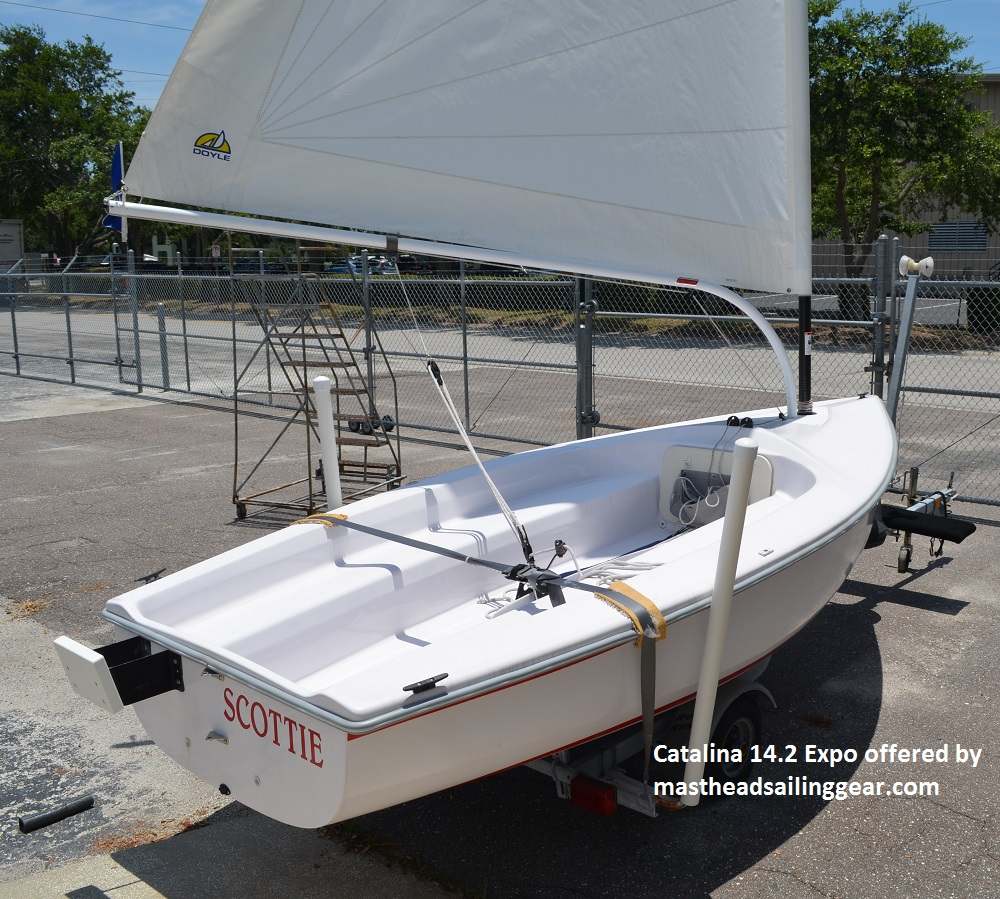 Catalina 14 2 Expo 2016 For Sale | Masthead Sailing Gear
