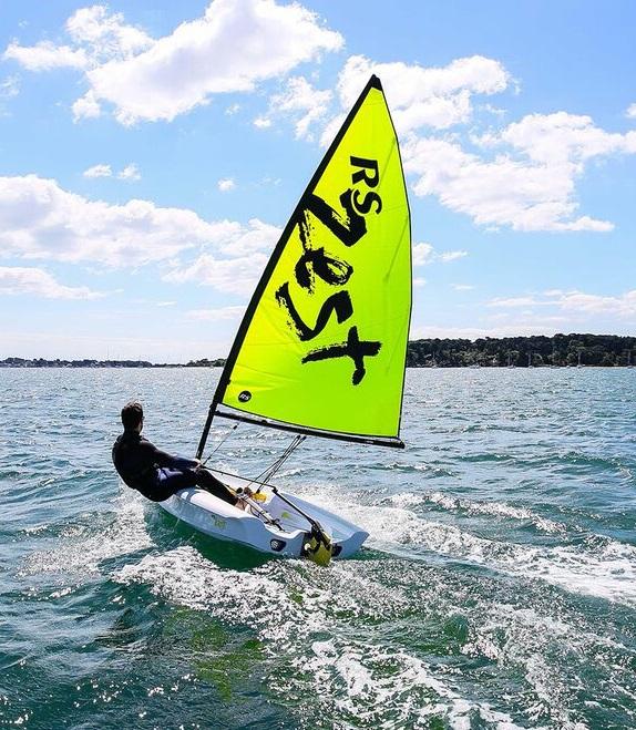 RS Zest sailboat | Masthead Sailing Gear