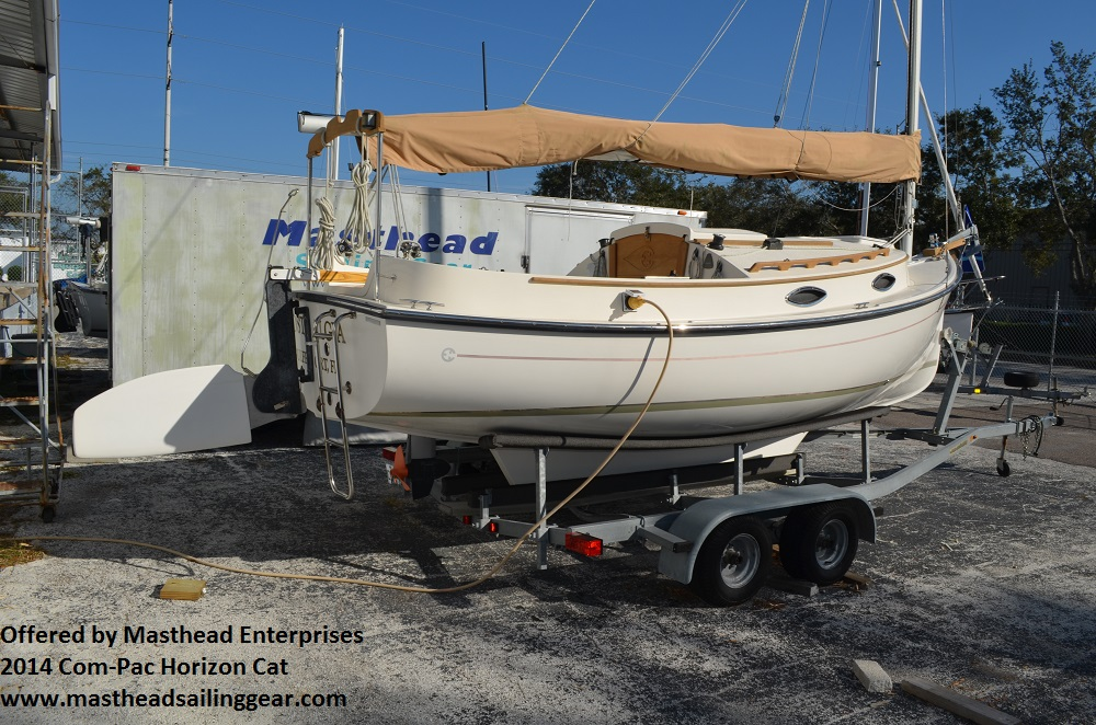 Com-Pac Horizon Cat 2014 for sale | Masthead Sailing Gear