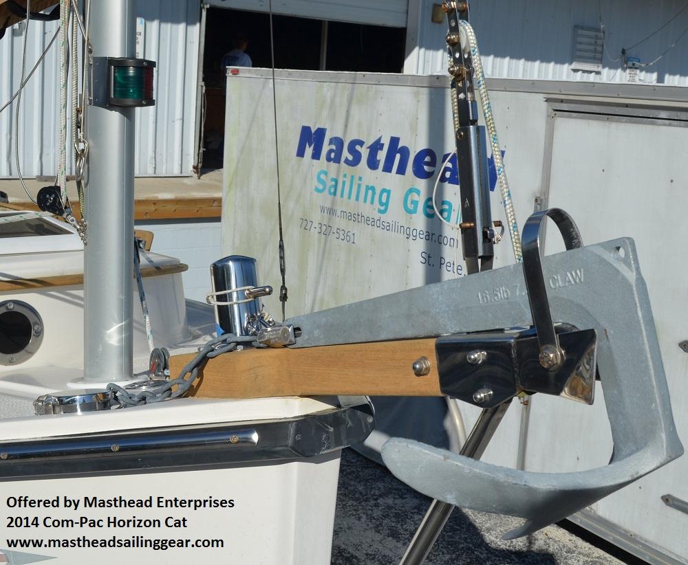 Com-Pac Horizon Cat 2014 for sale | Masthead Sailing Gear
